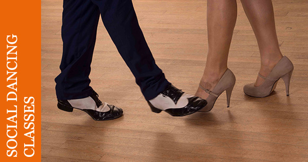 Social Dancing Classes