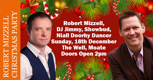 Robert Mizzell Christmas Party